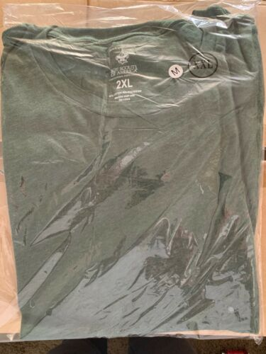 Utah National Parks Council Forest Green T-Shirt Blank Boy Scouts of America XXL