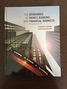 The economics of money, banking , and  financial markets