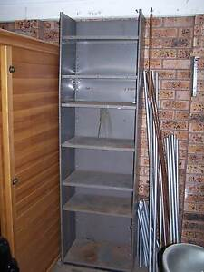 STEEL SHELVES 210 X 64 X 40 WITH 7 SHELVES - STRONG Alfords Point Sutherland Area Preview