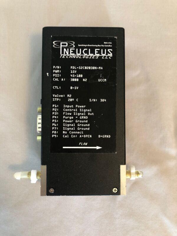 Pneucleus Medimeter MDL- 52C02030N-MA Mass Flow Controller