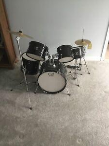Junior drum set