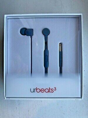 Beats by Dr. Dre urBeats3 Wired Earbud Stereo Earset -Blue - In-ear - Mini-phone segunda mano  Embacar hacia Spain