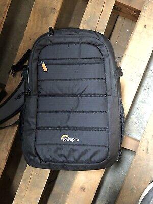 Lowepro Tahoe BP 150 Camera Backpack - Black - NO TAGS