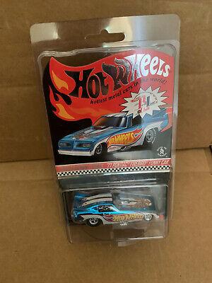 Hot Wheels 2014 RLC Selections Series '77 Pontiac Firebird Funny Car w/ RR's