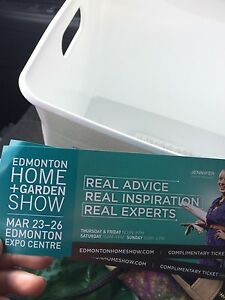 Home show tickets