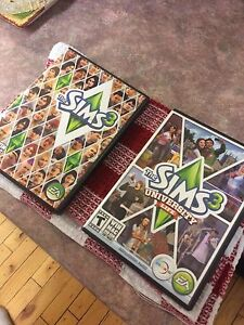 The Sims 3 / The Sims 3 Expansion University Life