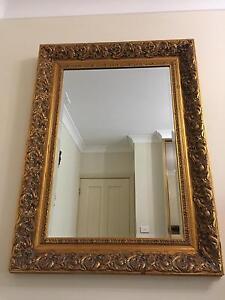 Beautiful ornate mirror Earlwood Canterbury Area Preview