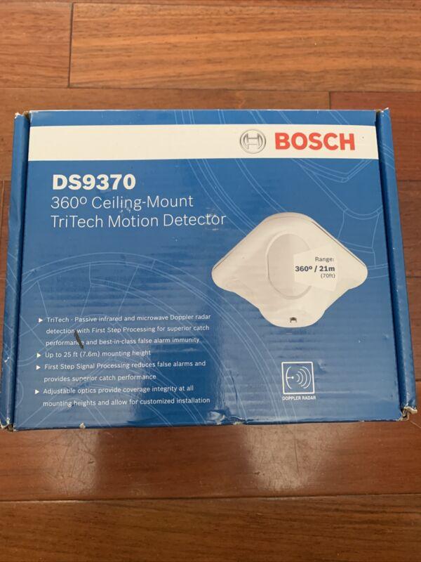 Bosch DS9370 360° Ceiling Mount TriTech Motion Detector