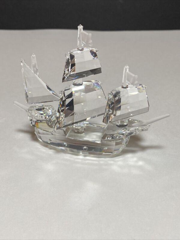 Swarovski Crystal Figurine 162882 no box Santa Maria