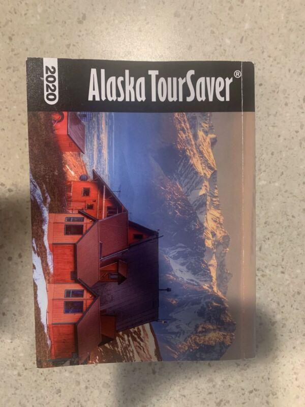 Alaska TourSaver Book Brand NEW. Never Used.