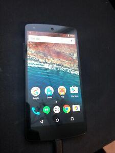 Nexus 5 Unlocked 16gb