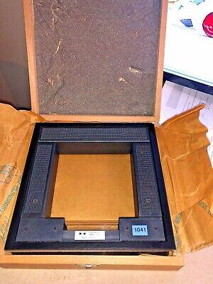 Helios Germany 8 X 8 Precision Square Level Nr. 3373 0403