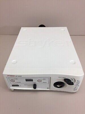 Stryker X7000 Endoscope Light Source Pn 220-190-000