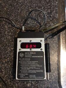 GLA. Digital hi-speed livestock thermometer
