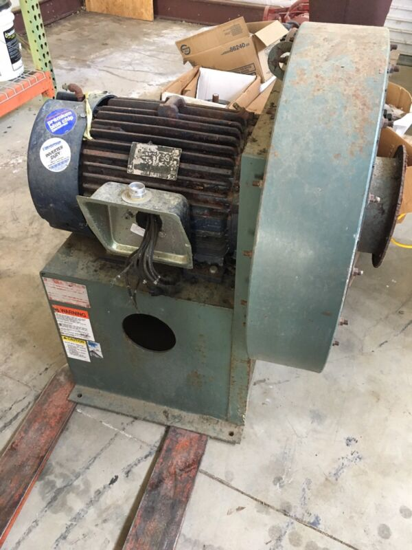 """New York Blower, 25 Hp, 8"""" Inlet & Outlet,"""