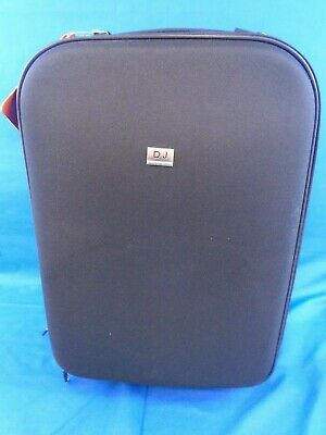 David Jones Cabin Luggage Rolling Carry-On Bag With Laptop Case with Lock for sale  Carson City