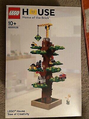Lego 4000026 Lego House Tree Of creativity Exclusive