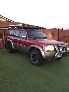 2000 nissan patrol TI gu 4.5 (Price drop) Alexander Heights Wanneroo Area Preview