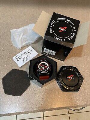 G-Shock GA – 110RB -1ADR gently used