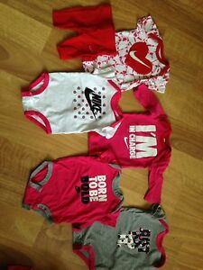 Girls 0-3 month clothing