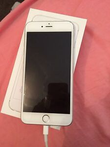 Iphone 6S 64GB Plus  Silver with receipt Osborne Park Stirling Area Preview