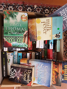 Box fiction books Woodsdale Southern Midlands Preview