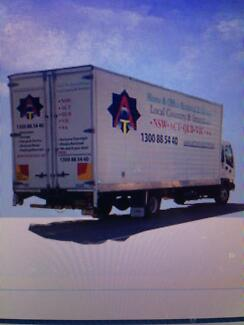 Interstate Removals & Backloading Canberra Queanbeyan