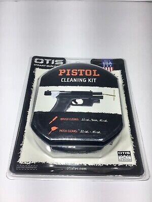 NIB Otis Smart Gun Care Pistol Cleaning Kit 22-45 Caliber (Otis 22 45 Pistol)