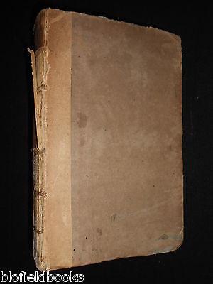 The Statistical Account of Scotland 1796 Sir John Sinclair - Perth, Scone, Alva+