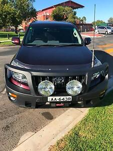 2009 Toyota LandCruiser Prado Wagon Prospect Prospect Area Preview