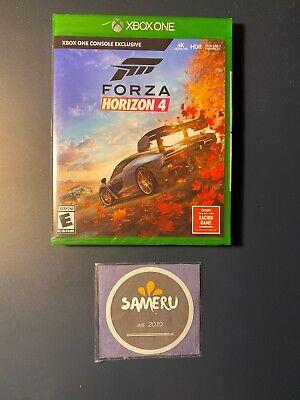 NEW FORZA HORIZON 4 XBOX ONE XB1 SEALED USA SELLER FAST FREE SHIPPING!!