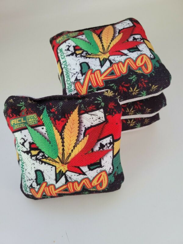 BG Viking Limted 420 Edition cornhole bags -BRAND NEW-