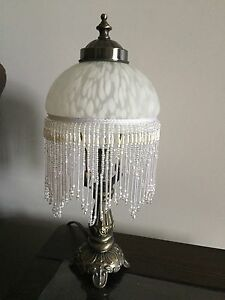 2 table lamps brand new