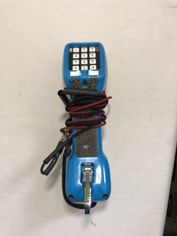 Harris # TS21 Test Set Telephone Lineman