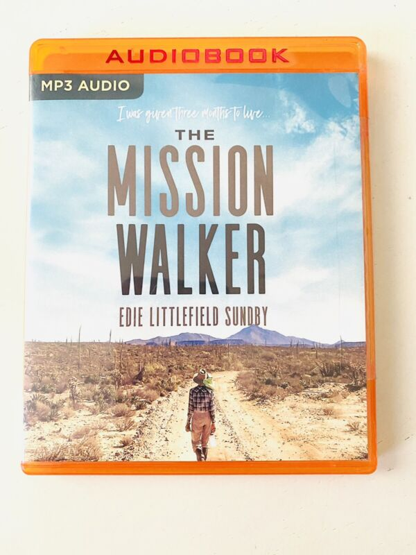 The Mission Walker - Audiobook (MP3 CD) ~ Edie Littlefield Sundby
