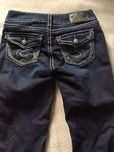 Silver Jeans Size 26 Peterborough Peterborough Area image 3