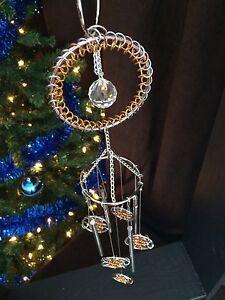 Handmade chain maille wind chimes  Belleville Belleville Area image 10