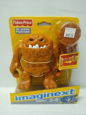 Clayface Imaginext New And Sealed