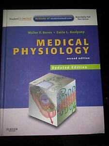 Medical Physiology by Boron & Boulpaep 2nd Edition Browns Plains Logan Area Preview