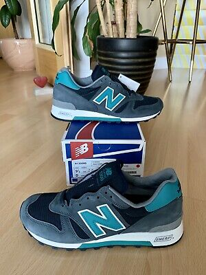 NEW BALANCE M 1300 MD Moby Dick UK 9 US9.5 Made In USA Navy Teal 996 997 998 992