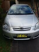 2004 TOYOTA COROLLA North Gosford Gosford Area Preview