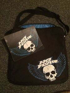 NO FEAR laptop bag with mouse pad. Paralowie Salisbury Area Preview