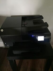 HP OFFICEJET ALL IN 1 BRAND NEW BLACK INK INCLUDED