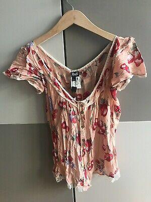 DOLCE & GABBANA Stunning Silk Camisole Blouse Size IT 46 UK 14 FR 42 DE 40 BNWT