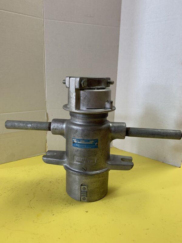 Crouse Hinds DP20468 200 Amp Interlocking Plug