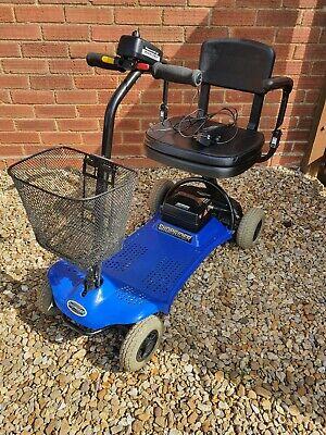 Shoprider Altea 4 Mph Mobility Scooter