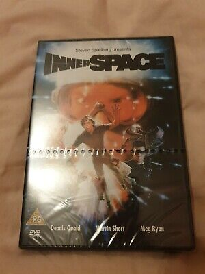 Innerspace (DVD, 2002) Sealed