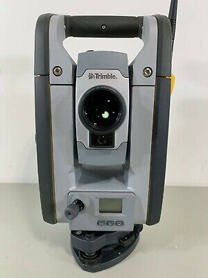 Trimble Rts555 55 Robotic Total Station Dr Std. Pre-owned