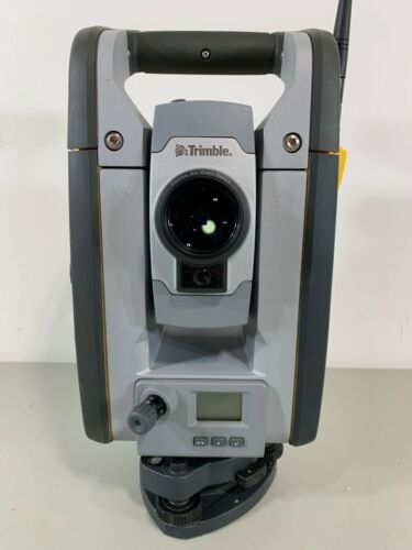 """Trimble RTS555 5""""""""/5"""""""" Robotic Total Station, DR Std. Pre-Owned"""