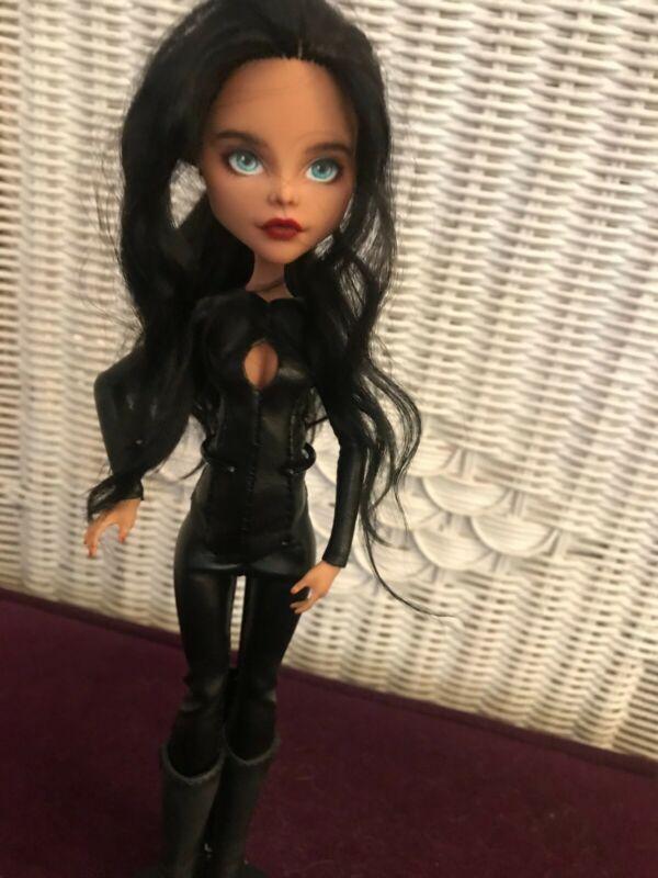 OOAK Monster High Repaint Doll